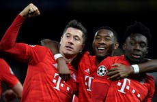 Đại phá Chelsea ngay ở London, Bayern đặt 1 chân vào tứ kết