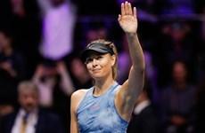 'Búp bê Nga' Maria Sharapova giã từ sự nghiệp ở tuổi 32