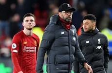 HLV Juergen Klopp nói gì sau thất bại cay đắng của Liverpool?