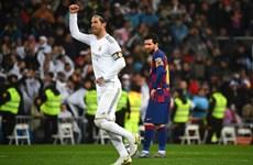 Cận cảnh Real Madrid đánh bại Barcelona ở trận 'kinh điển'