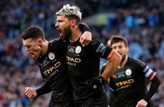 Khoảnh khắc đáng nhớ trong ngày Man City đăng quang League Cup