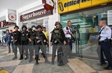 Nghi can vụ bắt giữ con tin tại Philippines đã ra đầu hàng