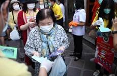 Dịch COVID-19: Thái Lan thiếu nguyên liệu sản xuất khẩu trang