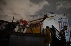 Mỹ: Lốc xoáy tấn công thành phố Nashville, ít nhất 2 người thiệt mạng