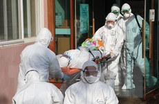 Tổng số ca nhiễm COVID-19 tại Hàn Quốc lên tới 5.186 trường hợp