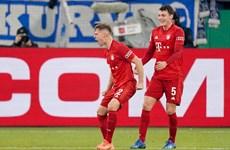 Đánh bại Schalke 04, Bayern Munich thẳng tiến bán kết Cúp Quốc gia