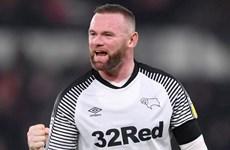 Wayne Rooney háo hức đối đầu Manchester United tại FA Cup