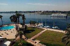 COVID-19: Ai Cập xác nhận 33 ca nhiễm mới trên du thuyền sông Nile