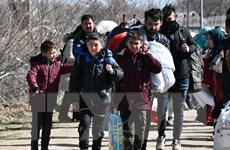 Đức tiếp nhận trẻ vị thành niên đặc biệt khó khăn từ các trại tị nạn