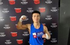Đánh bại võ sỹ Thái Lan, Nguyễn Văn Đương giành vé dự Olympic