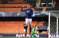 Atalanta lập kỳ tích ở Champions League sau 'cơn mưa bàn thắng'