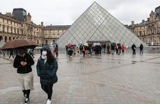 Dịch COVID-19: Pháp ghi nhận gần 1.800 ca nhiễm SARS-CoV-2