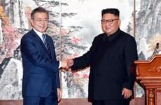 Những tín hiệu tích cực trên bán đảo Triều Tiên