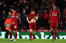 Cận cảnh Aletico Madrid hạ bệ Liverpool sau 120 phút kịch tính