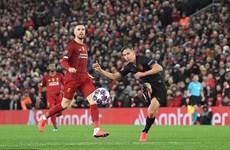 Champions League: Đã xác định được 4 đội bóng vào vòng tứ kết