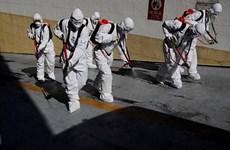 COVID-19: Áo ghi nhận ca tử vong đầu tiên do SARS-CoV-2