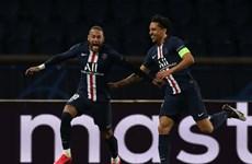 Paris Saint-Germain ngược dòng loại Dortmund khỏi Champions League