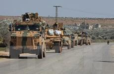 Nga và Thổ Nhĩ Kỳ thực thi thỏa thuận tuần tra chung ở Idlib