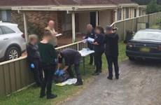 Cảnh sát Australia bắt giữ một cá nhân nghi ngờ khủng bố