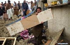 Sập nhà ở miền Đông Afghanistan, khiến 5 người thiệt mạng