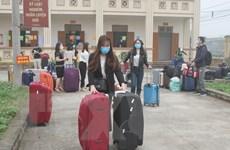 Gần 120 công dân hoàn thành thời gian cách ly tập trung tại Ninh Bình