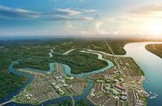 Aqua City ứng dụng năng lượng Mặt Trời để phát triển bền vững