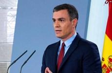 """Thủ tướng Tây Ban Nha: COVID-19 khiến nền kinh tế phải """"thu hẹp lại"""""""