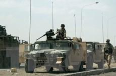 Các lực lượng thuộc liên quân Mỹ bắt đầu rời khỏi căn cứ tại Iraq
