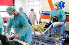 Italy: Rome mở thêm bệnh viện thứ 3 điều trị cho bệnh nhân COVID-19