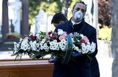 Italy và nỗi đau người chết không kịp an táng vì dịch COVID-19