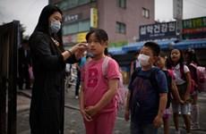 Hàn Quốc sửa đổi luật giao thông đảm bảo an toàn cho trẻ em