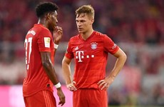 Vì Joshua Kimmich, David Alaba sẽ chia tay Bayern Munich?