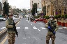 Jordan bắt hơn 1.600 người vi phạm lệnh giới nghiêm phòng dịch