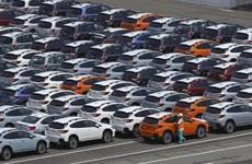 Doanh số bán xe mới của Nhật Bản giảm 9,3% trong tháng 3/2020