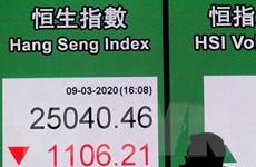 Hầu hết các thị trường chứng khoán châu Á giảm điểm phiên 1/4