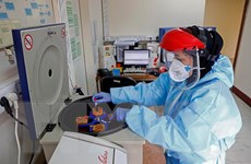 Iran sản xuất thuốc chữa bệnh sốt rét để điều trị COVID-19