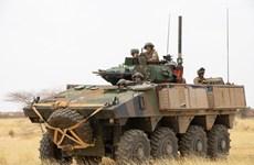 Bốn binh sỹ Pháp trong lực lượng Barkhane nhiễm virus SARS-CoV-2