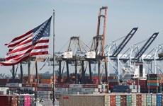 Thâm hụt thương mại hàng hóa giữa Mỹ với Trung Quốc giảm gần 40%