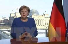 Thủ tướng Đức quay lại làm việc sau thời gian tự cách ly