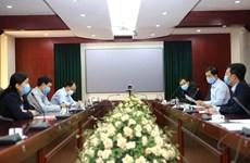 [Video] Cảng Hải Phòng họp khẩn về tàu Ro-Ro Tianjin Highway