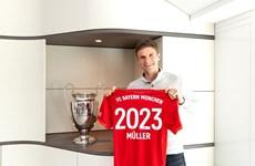 Phản ứng của Hasan về việc Bayern gia hạn hợp đồng với Mueller?