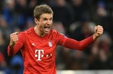 Những con số ấn tượng nhất về huyền thoại Bayern Thomas Mueller