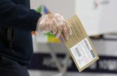 Hàn Quốc bắt đầu bỏ phiếu bầu Quốc hội khóa 21 sớm ở trong nước