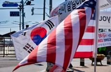 Mỹ-Hàn khó có đột phá trong đàm phán chia sẻ chi phí quân sự