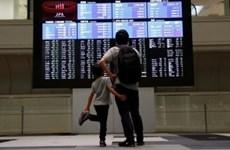Các thị trường chứng khoán châu Á tăng điểm trong phiên 14/4