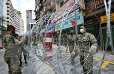 Malaysia: Những người vi phạm lệnh kiểm soát đi lại sẽ phải ra tòa