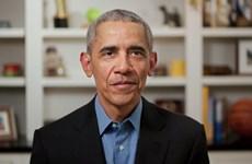 Cựu Tổng thống Obama chính thức tuyên bố ủng hộ ông Joe Biden