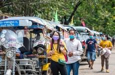 Lào gia hạn giãn cách xã hội, Campuchia nhận thiết bị xét nghiệm nhanh