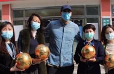 Marouane Fellaini xuất viện sau 3 tuần điều trị bệnh COVID-19