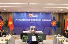Thúc đẩy hơn nữa hợp tác ASEAN và ASEAN +3 ứng phó dịch COVID-19